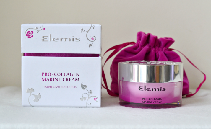 Elemis Limited Edition Pro-Collagen Marine Cream (For Breast Cancer Care) 2